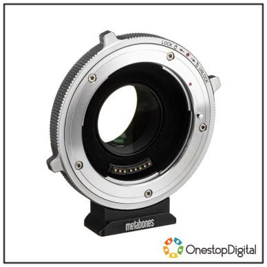 Accessories Metabones Metabones Canon Ef To Bmpcc4k T Cine Speed Booster Xl 0 64x Mb Spef M43 Btb Onestop Digital