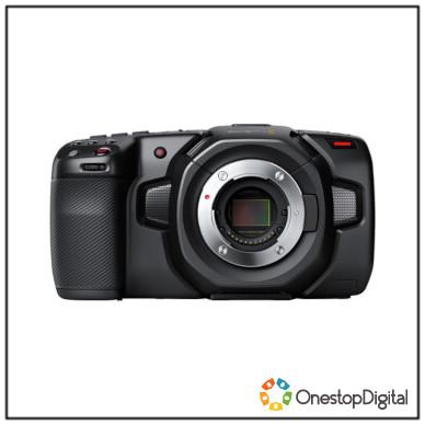 Digital Video Camcorders Blackmagic Design Blackmagic Design Pocket Cinema Camera 4k Onestop Digital